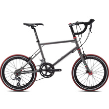 JAVA CR-451-16S Road 20'' Full Road Bike,16-Speed,CR-MO Frame,Carbon Fiber Fork(China (Mainland))