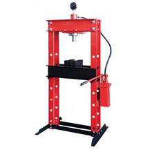 30 Ton Press With Gague Double-column Gantry Hand, Pneumatic Table With Hydraulic Presses From China(China (Mainland))