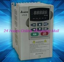 DELTA In inverter series VFD007L21A 1Phase 1HP 1~400Hz 0.75KW 220V