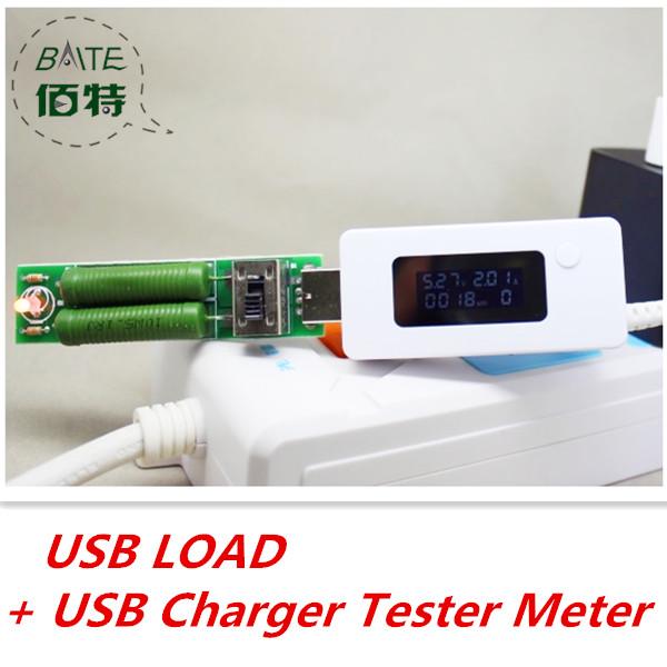 Вольтметр USB USB +