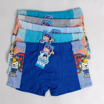Hot Selling boys underwear panties children pants high quality bamboo boy boxer underpants briefs underware 2PCS/LOT