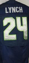 Men's 24 Marshawn Lynch jersey 88 Jimmy Graham 25 Richard Sherman 31 Kam Chancellor jersey size M-XXXL(China (Mainland))