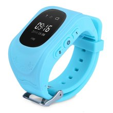2016 Anti Lost GPS Tracker Watch For Kids SOS Emergency GSM Smart Mobile Phone App For IOS & Android Smartwatch Wristband Alarm(China (Mainland))