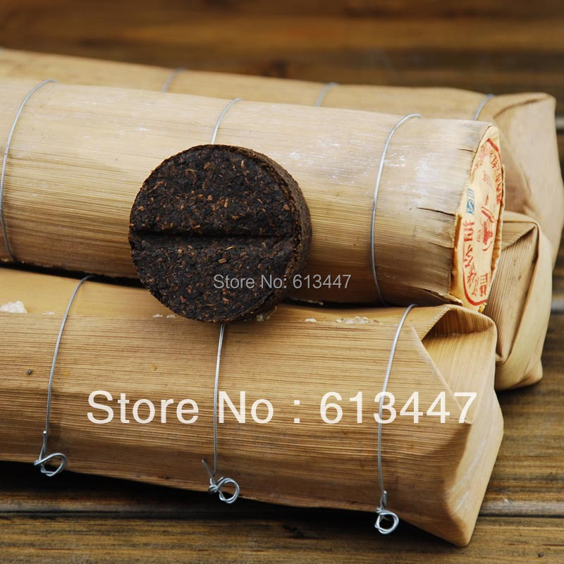 Ripe puerh tea cake famous pu er tea puer tea Pu er health care food free