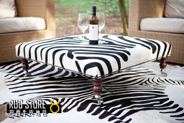 Zebra tapete de pele de vaca popular buscando e comprando for Zebra tapete