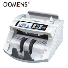 Buy Bill Counter UV+MG+SIZE+IR Money Counter Suitable Multi-Currency DMS-180T LCD DISPLAY Cash Counting Machine for $171.12 in AliExpress store