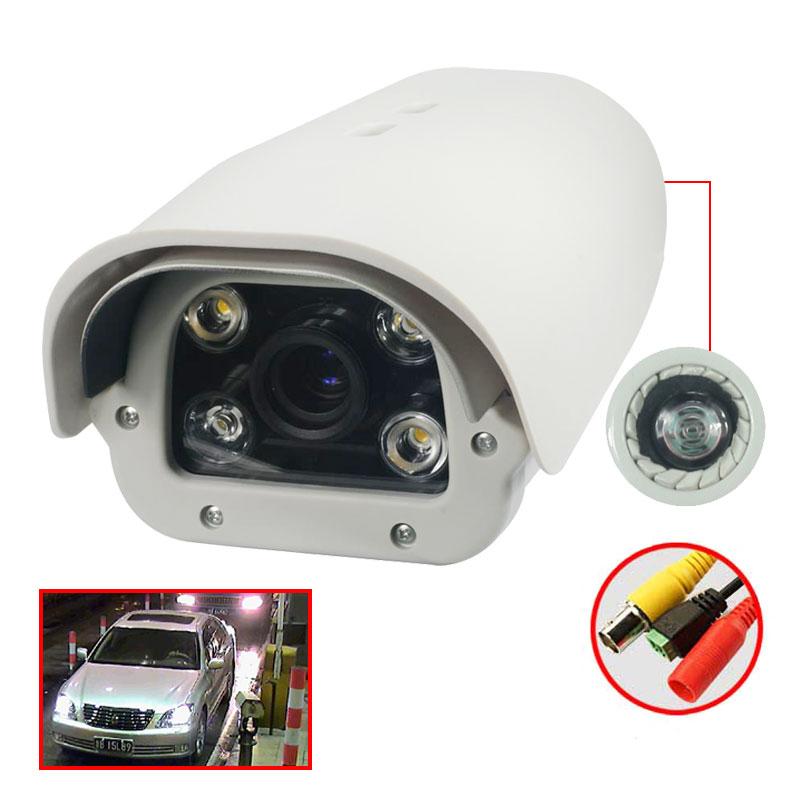 """1/3 """"sony 6-22mm ai lente ccd 960 h alta resolução estrada segurança vigilância cctv câmera de vídeo captura número da placa de licença(China (Mainland))"""