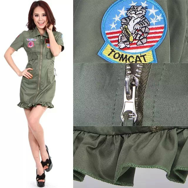 Womens Air Force Pilot Costume Air Force Pilot Costumes