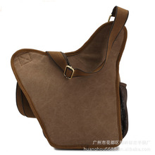 Free Shipping New Fashion Brand Retro Vintage Canvas Bag Men Messenger Bags Man Cross Body Cover