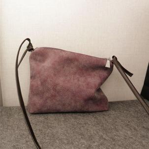 2015 Hot selling ! Women Scrub Shoulder Bag Handbag PU Leather Purse Satchel vintage Small Messenger Bag YA-8(China (Mainland))