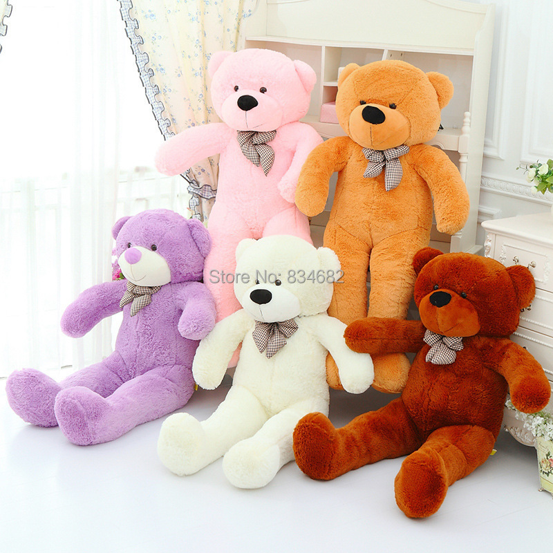Low Price Plush Toys Giant Size100cm Teddy Bear 1M Big Embrace Doll Toy Lovers Christmas Gifts Birthday Gift - J Ghee Store store