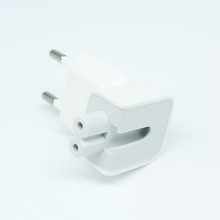 Free shipping for ipad / ipad2 / MAC Book power plug, charger adapter, the EU regulation charging head