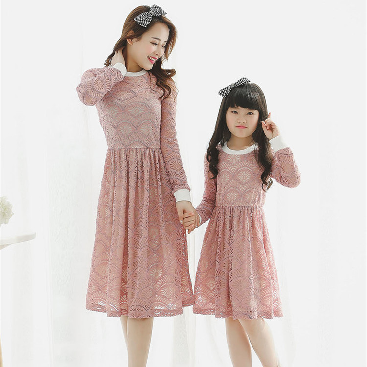 Matching Mother Daughter Holiday Dresses 80