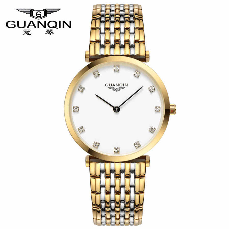 GUANQIN Watches Womens Waterproof Fashion Casual Quartz Watch TOP Brand Luxury Popular Classical Wristwatches 0740<br><br>Aliexpress