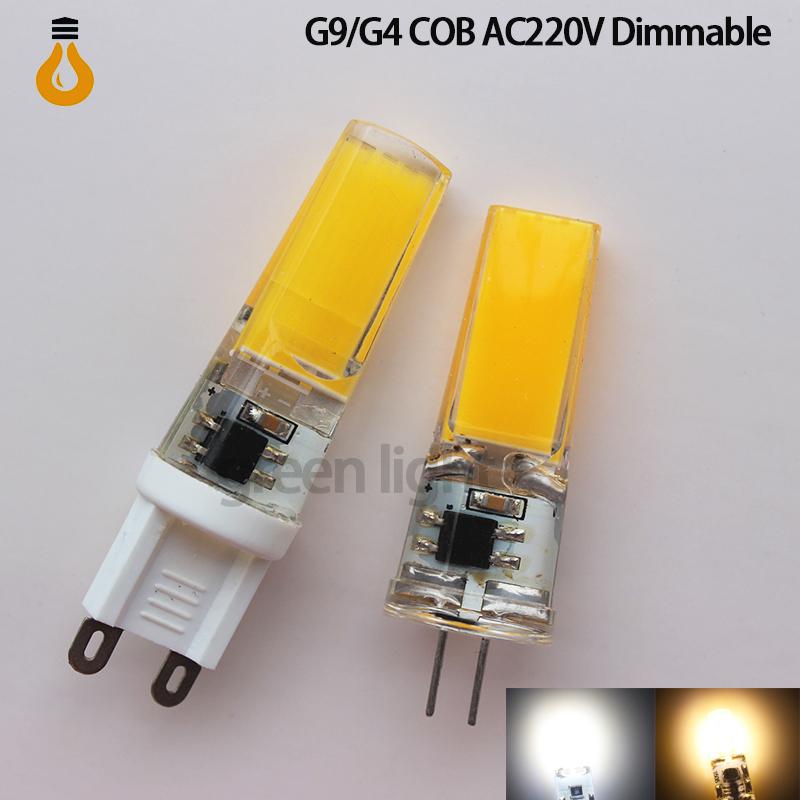 2016 new High quality AC220V G4 G9 LED 9W NEW COB Corn Light SMD bulb Super bright Replace Halogen Lamp Led Light free shipping(China (Mainland))