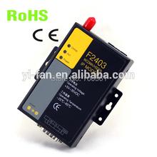 Triple bande 850 1900 2100 Mhz support tcp / IP EF2403 Port série 3 G IP MODEM pour SCADA(China (Mainland))