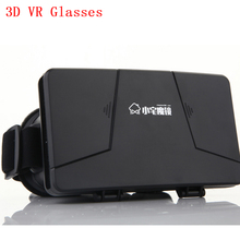 "2015 Newest 3D Glasses ColorCross Universal Google Virtual Reality 3D Video Glasses for 3.5~6"" Smartphones Cardboard Oculus #(China (Mainland))"