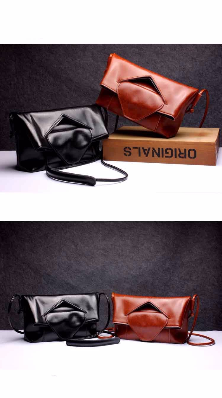 Luxury High Quality Women Bags Fashion New Design European Genuine Cowhide Leather Solid Color Totes Crossbody Shoulder Bags