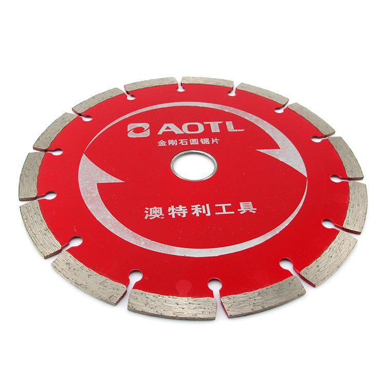 Aotl / Australia Donatelli 7-inch marble piece 180mm diamond saw blade marble tile cutting disc(China (Mainland))