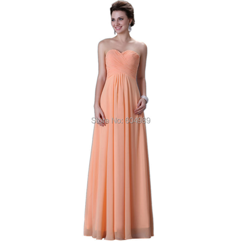 2016 Grace Karin elegant Long Evening Dresses women backless Party Gown Formal Prom Special occasion 3409 - Angel Shadow store