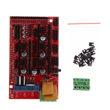 3D Printer Controller Board Control Panel For RAMPS 1 4 REPRAP PRUSA MENDEL Support for Ar