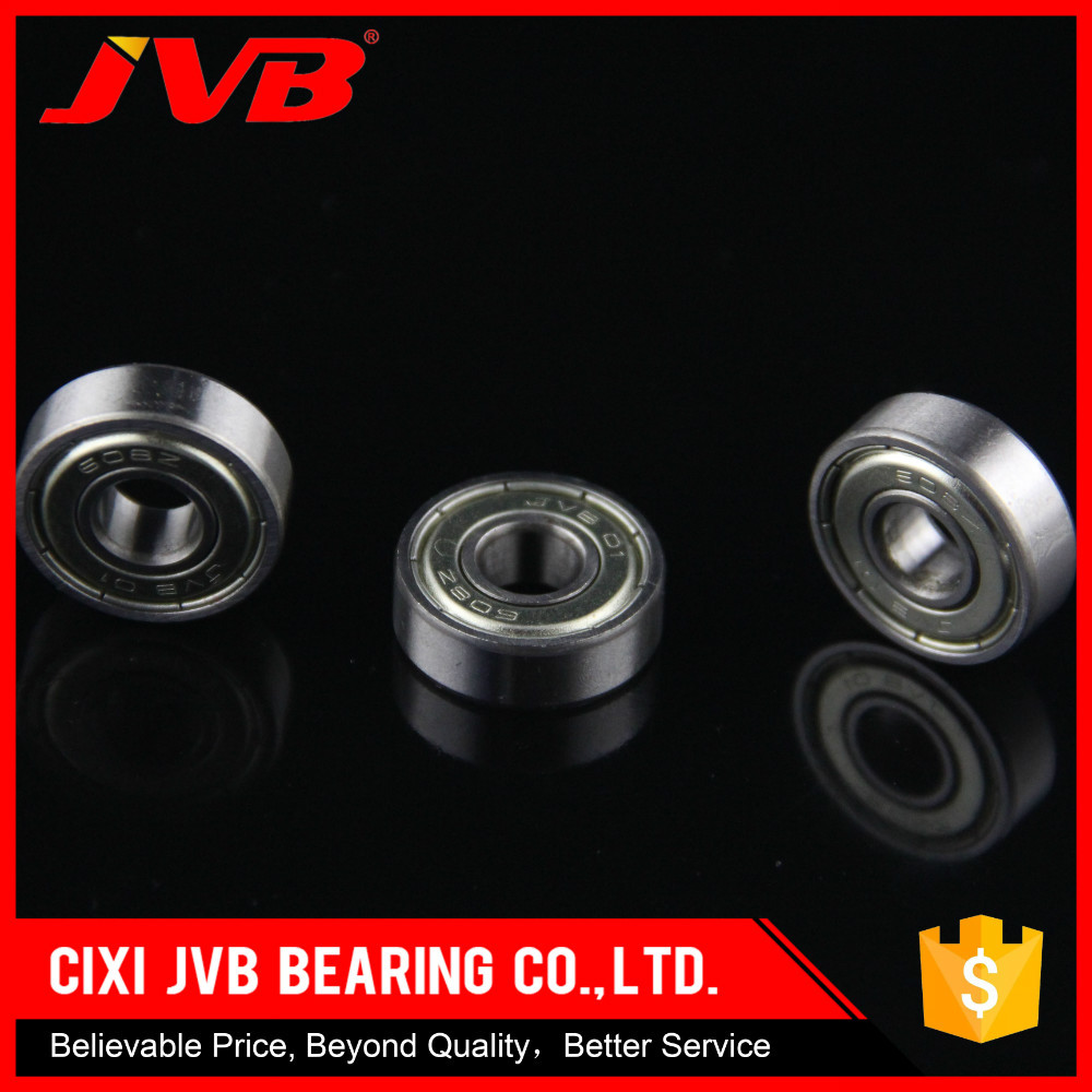 8*22*7mm bearing Miniature deep groove ball bearing Free Shipping High Quality 608ZZ(China (Mainland))