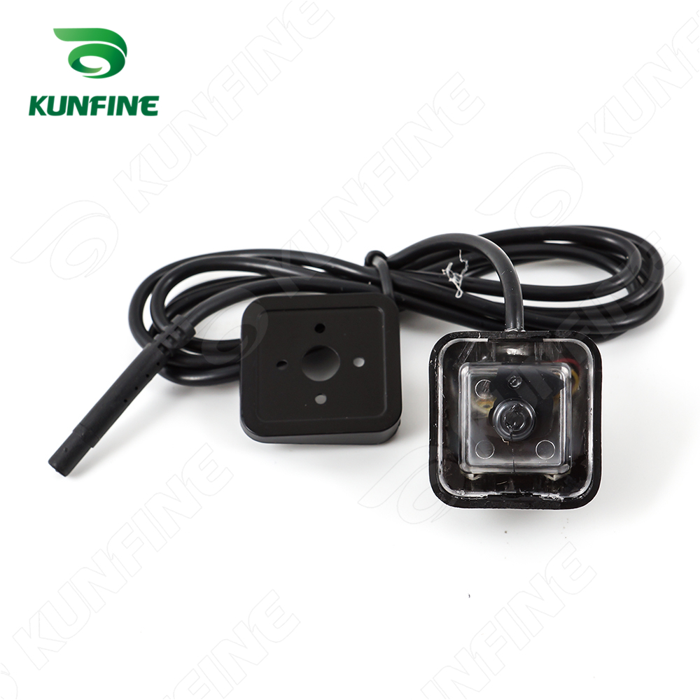 Universal HD Car Rear View Camera easy install without drill hole Parking Night Vision Waterproof(China (Mainland))