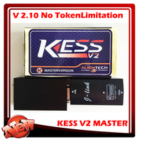 2015 High Quality KESS V2 OBD2 Manager Tuning Kit NoToken limitation Kess V2 Master