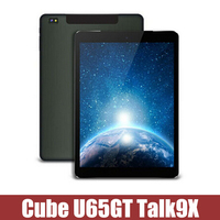 """9.7"""" octa core phablet Cube U65GT Talk9X MT8392 1.70GHz Android 4.4 3G Phone Call Tablet PC IPS Camera Bluetooth GPS WiFi"""