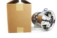 200W Waterproof Car Stainless Steel Electronic Horn Car Alarm Siren Internal Magnetic Loudspeaker