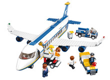 483PCS Plane toy AirBus Model Airplane Building Blocks sets DIY Bricks Classic Toys Compatible with Legoe plane(China (Mainland))