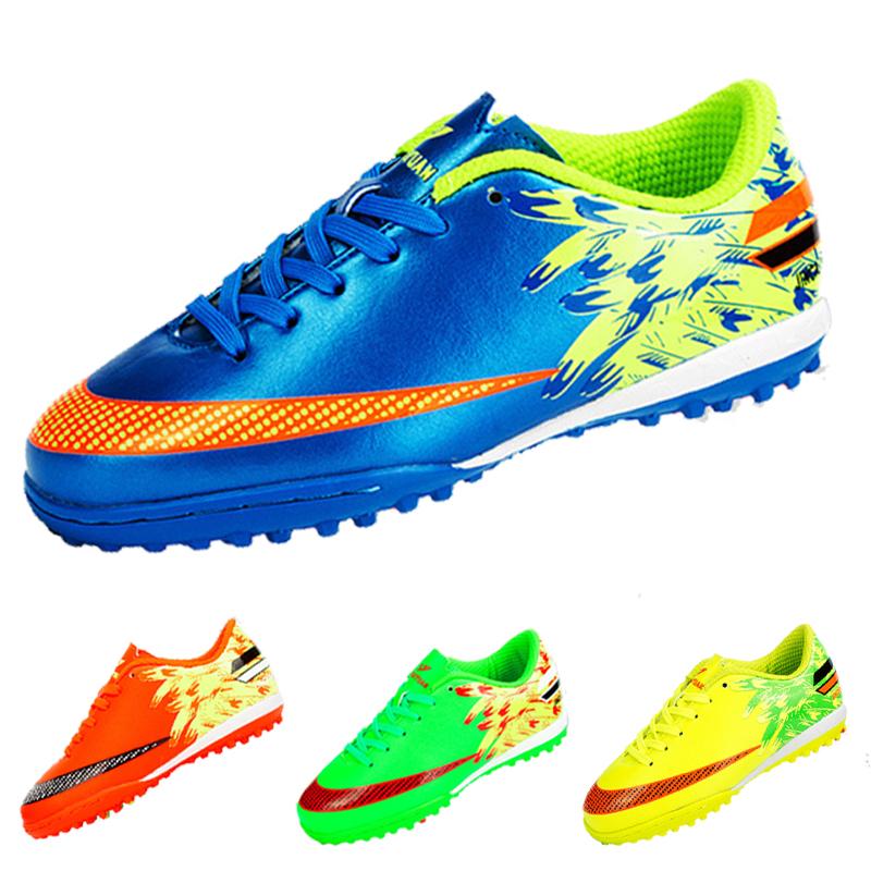 Men soccer shoes football boots chuteira futebol shoes Indoor botas de futbol boots cleated boots botines de futbol Soccer Cleat(China (Mainland))