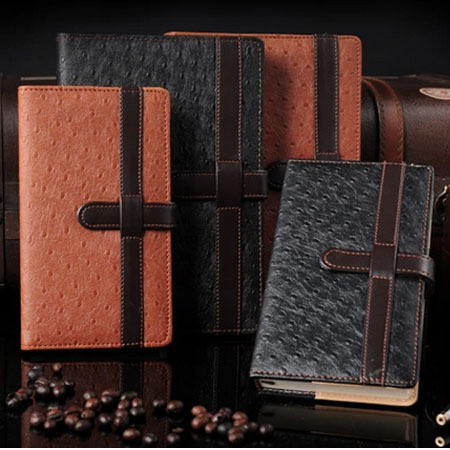 Perfect 2015 Day planner organizer notebook paper 128 Sheets Leather Diary Notepad Office School Supplies Notebooks note book<br><br>Aliexpress
