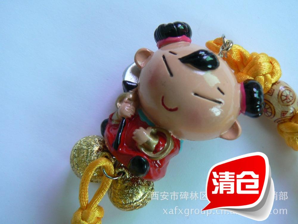 Genuine Taiwan Good God doll car ornaments ornaments cute Q- coins -car ornaments hanging Fortuna(China (Mainland))