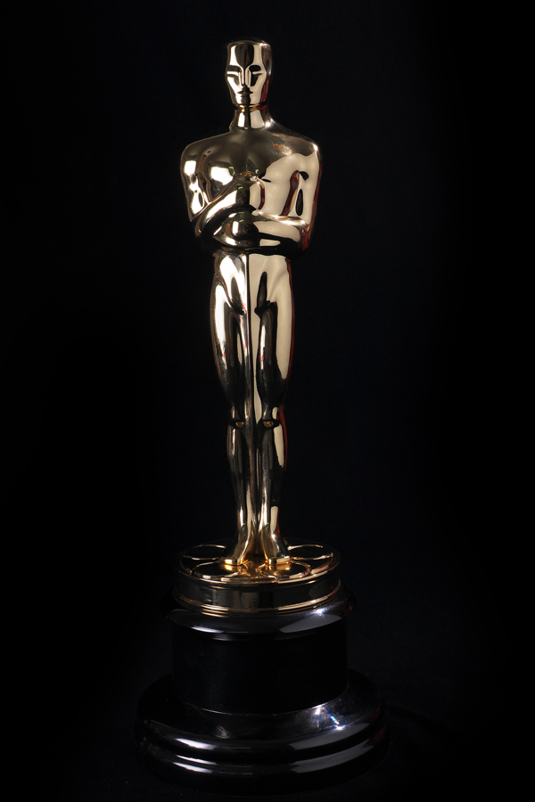 32630571624 on academy award trophy