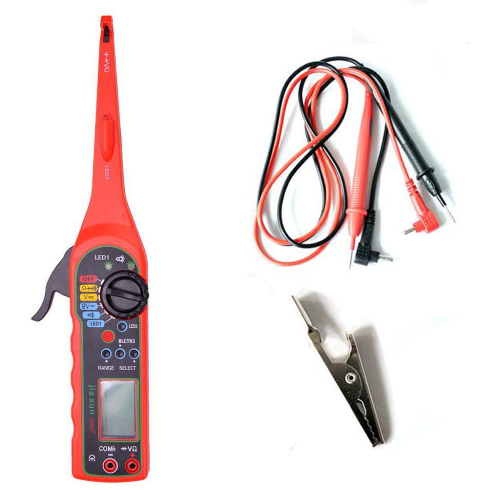 how to use an automotive circuit tester