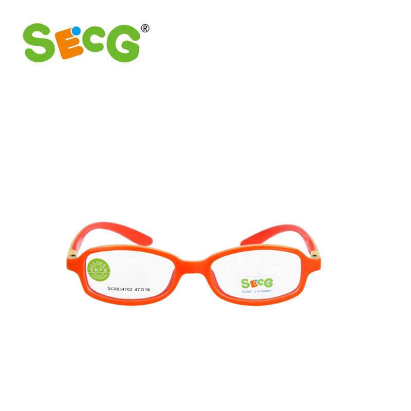 2016 TR90 Frame Children Optical Glasses Nearsighted Farsightedness Correction Orthopia Boys And Girls Glasses Frame(China (Mainland))