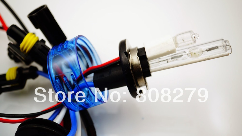 Set H15-2 XENON HID Light Bulb 50W AC Ballast Car White 6000K/8000K High/Low Beam Headlight Fog 12V Canbus No error(China (Mainland))