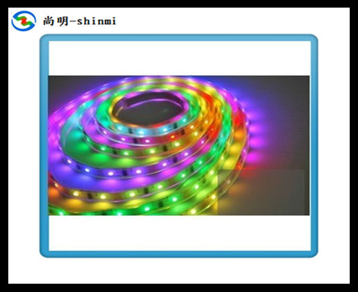 free shipping Magic article makes flexible lead with 5050 magic LED light 30 m happy valley water chasing the result kit(China (Mainland))