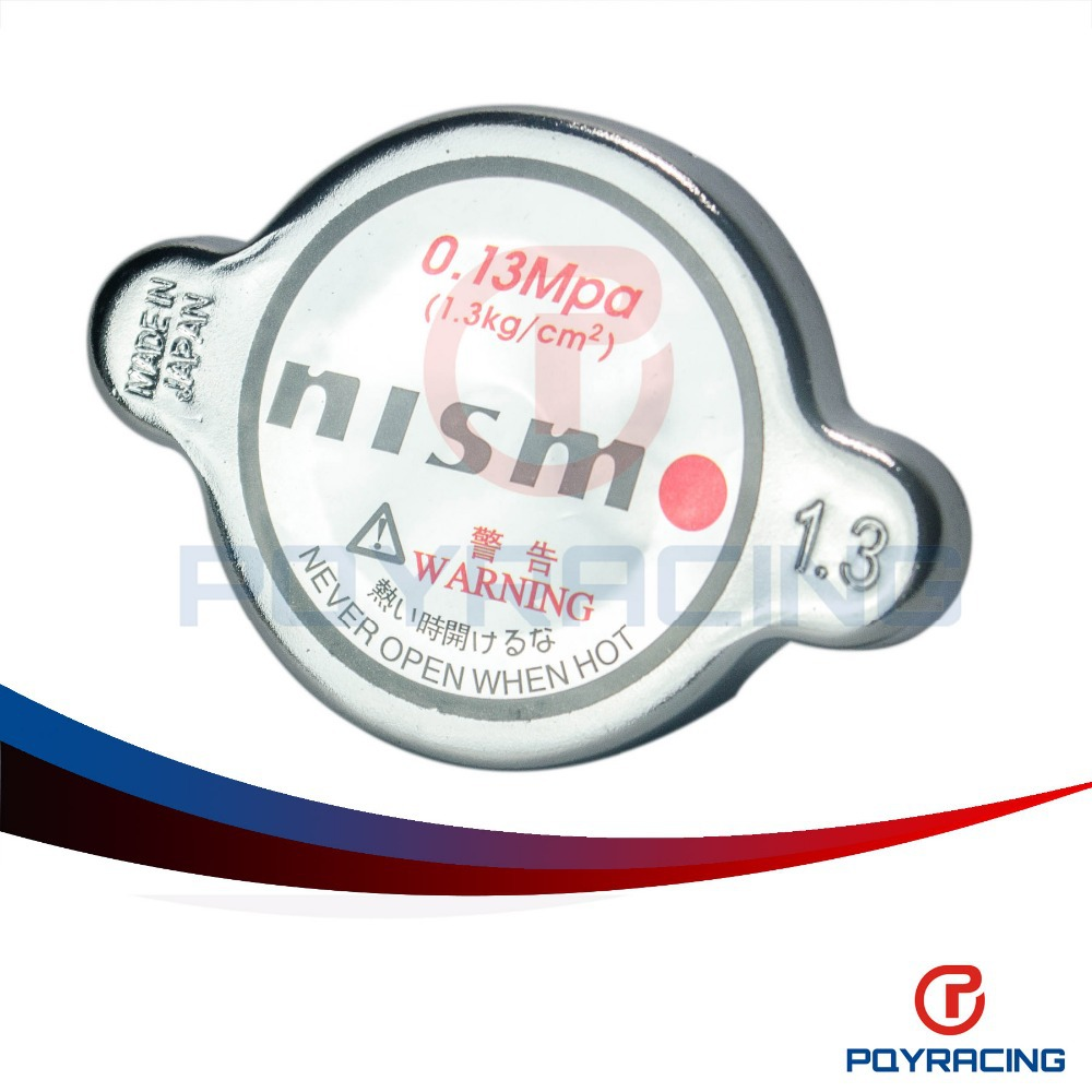 PQY-Free shipping-Nismo 1.3Bar Radiator Cap FOR 180SX 240SX 300Z 350Z 370Z G35 G37 GTR Silvia Skyline JDM Big Size PQY6312(China (Mainland))