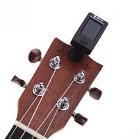 joyo fzone клип электрические тюнер для гитары хроматической Бас Скрипка укулеле универсальный портативный гитарный тюнер