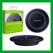 Free Shipping New 100% original Charging Pad Wireless Charger EP-PG920I for SAMSUNG Galaxy S6 G9200 S6 Edge G9250 G920f Hot Sale(China (Mainland))