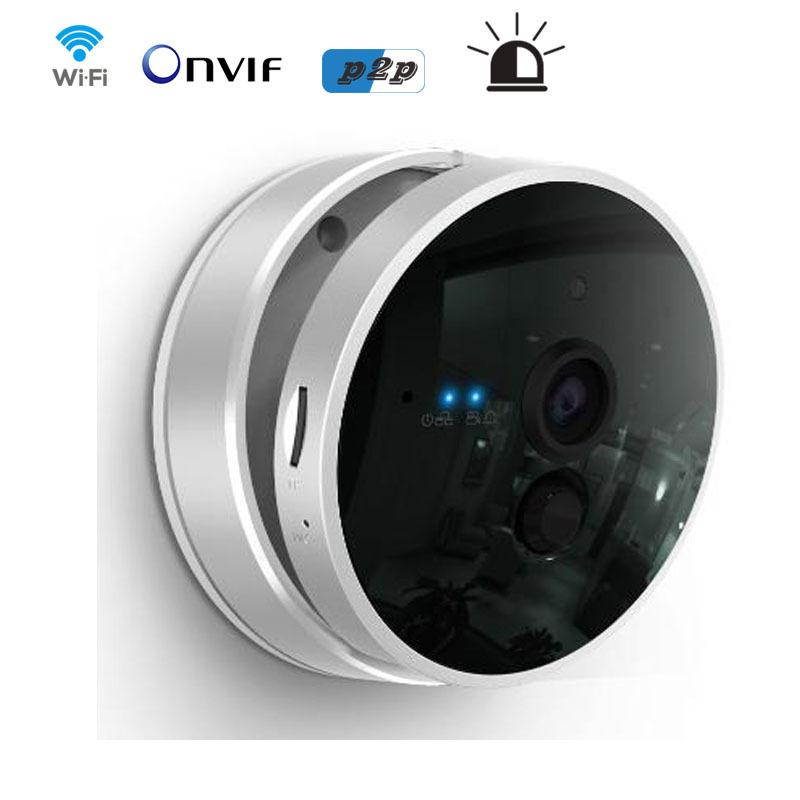 New Wirelss Alarm IP Camera WIFI 720P 1.0 MP PIR Sensor TF Card Slot ONVIF P2P Plug Play WIFI IP Camera HOME Security Camera #6(China (Mainland))