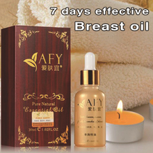 Hot Pure Powerful Chinese Medicine Natural Firming Care Enlargement Big Breast Bust Massage Essential Oil