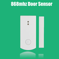 868MHZ 100 working range wireless contact sensor 200mAh 3 7V rechargeable lithium battery