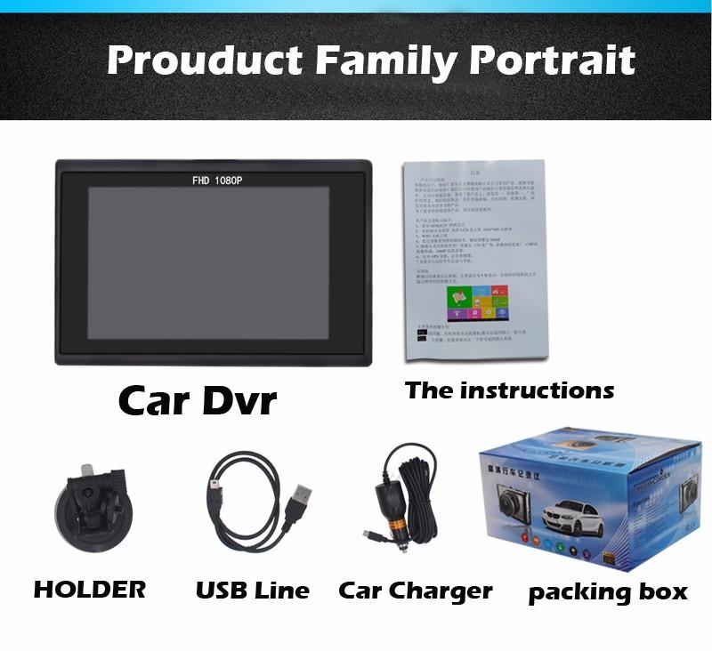 Купить 3.0 Новатэк 96223 Full HD 1080 P Автомобиля Камера DVR Видео рекордер 150 градусов Автомобилей Видеорегистраторы Парковка монитор Ночного Видения Тире cam