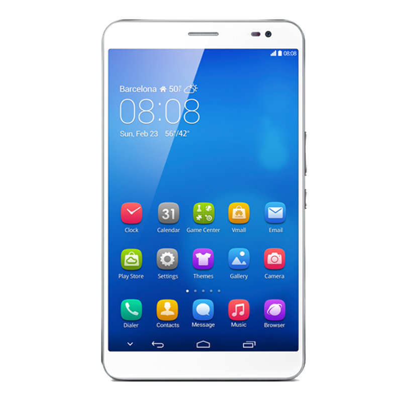 Original Huawei Honor X1 Quad Core Mobile Phone Tabets 1920 1200 2GB 16GB 13MP Camera 7