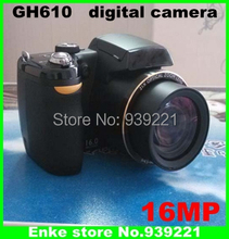 New&Cheapest Mini DSLR cheap digital camera S3900HD GH610S 16.0MP CMOS 21x optical zoom 5x digital zoom Telephoto Digital Camera