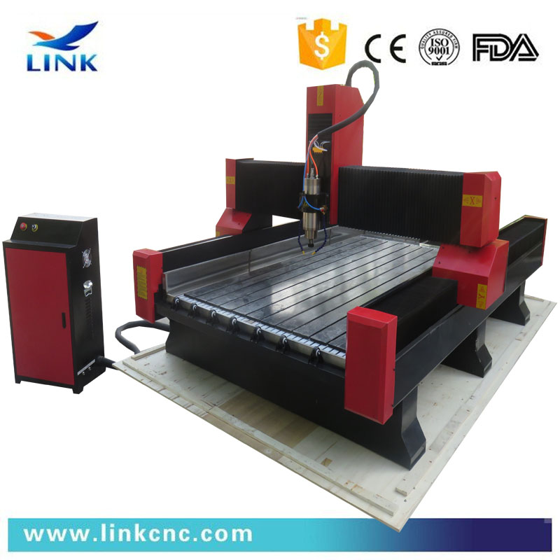 LXS1325 New designed dust collector cnc router /stone engraving cnc router/stone cnc router(China (Mainland))