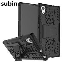Buy Sony Xperia XA1 G3121 G3123 G3125 Case Hybrid TPU + PC Armor Hard Silicone Phone Cover Sony Xperia XA1 Dual G3112 G3116 for $2.89 in AliExpress store